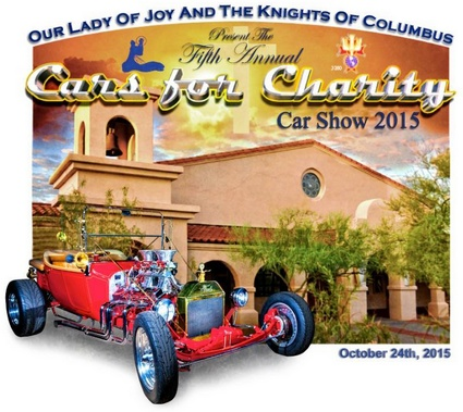 Cars for Charity - Car Show Scottsdale Arizona